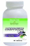 Алергощит - Антиалергічна пропис (90 таблеток по 0,4г)
