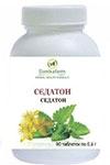 Седатон (Природний засіб від депресії) (90 таблеток по 0,4г)