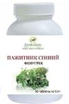 Фенугрек. Пажитник сінний. (Trigonella foenum – graecum) (90 таблеток по 0,4г)